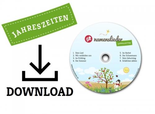 Namenslieder JAHRESZEITEN (Download)